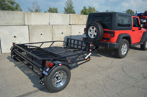 Kendon Stand Up Double ATV trailer, Stores upright in 8`X2` Kitchener / Waterloo Kitchener Area image 8