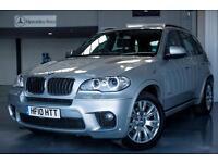 2010 BMW X5 XDRIVE 30D M SPORT 4X4 DIESEL