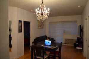 2 bedroom apartment in the heart of downtown