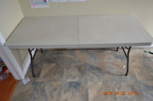 Folding Table for Sale
