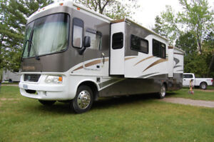 PRIVATE MOTORHOME for RENT