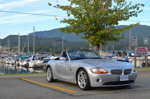 2003 BMW Z4 Sport Package Convertible
