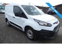 2014 64 FORD TRANSIT CONNECT 1.6 200 P/V 1D 74 BHP DIESEL