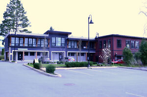 Small office space in Fort Langley, BC