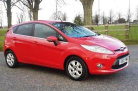 2012 12 Ford Fiesta 1.6TDCi DPF Econetic Zetec