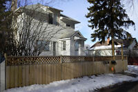 2 storey 3 bed house in Alberta Avenue