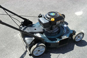 Mower/Tiller – old, broke, not running – Tune-ups Carb cleaning