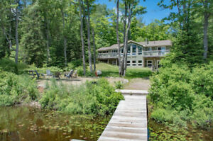 Beautiful Haliburton Cottage available this Fall and Winter!
