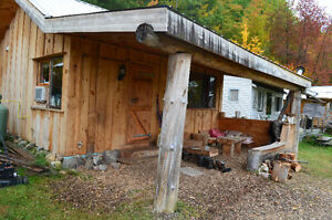 8 cabins, 12 acers, incredible views w/1000 feet of waterfront,