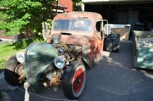 1947 Harvester International Rat Rod