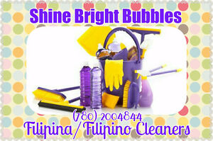FILIPINA Cleaners for Commercial/Residential (780-2004844) Edmonton Edmonton Area image 1