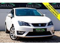 2013 62 SEAT IBIZA 1.6 CR TDI FR 3D 104 BHP DIESEL