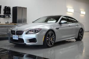 2014 BMW M6 Gran Coupe - Individual Launch Edition