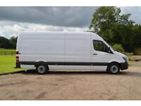 Mercedes Sprinter 2.1 CDI 313 Euro 5 Long Wheel Base Panel Van 130 BHP