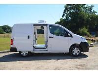 Nissan NV200 1.5dCi Acenta Fridge / Chiller Van
