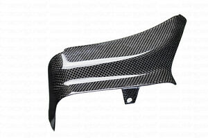 DUCATI-899-1199-S-R-PANIGALE-CARBON-FIBER-FIBRE-ABS-CONTROL-UNIT-TOP-PANEL-COVER