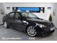 2009 58 BMW 5 SERIES 3.0 525D M SPORT 4D 195 BHP DIESEL