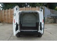2013 13 FIAT FIORINO 1.2 16V MULTIJET SX AUTOMATIC SMALL PANEL VAN 75 BHP DIESEL
