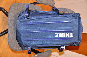 """Luggage: Thule 40 litre """"crossover"""" duffel - backpack - carry-on"""