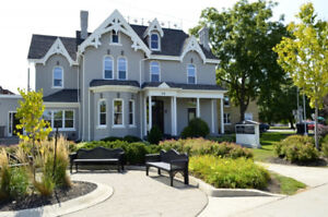 ALL INCLUSIVE OFFICE SPACE IN CHARMING HISTORIC HOUSE