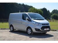 Ford Transit Custom 2.0 TDCi Euro 6 290 Limited L1 H1 170 BHP Panel Van