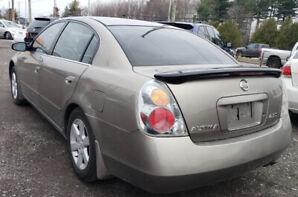 2004 Nissan Altima Sedan