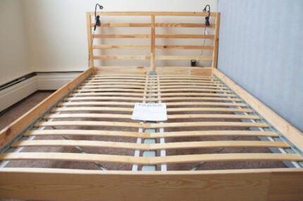 IKEA TARVA Queen Bed frame   Beds   Gumtree Australia Melbourne City ...