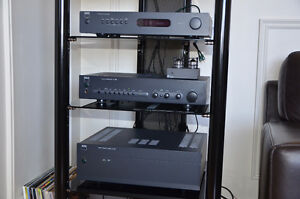Stereo System NAD calibre audiofil.