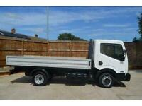 2015 NISSAN NT400 Cabstar 2.5 DCI 35.14 12ft DROPSIDE 136 BHP DIESEL MANUAL