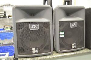 Peavey PR12 Loudspeakers