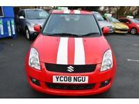 2008 Suzuki Swift 1.2 TD ( 68bhp ) Diesel