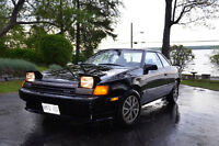 1986 Toyota Celica GT-S Coupe Trade for Sport Bike