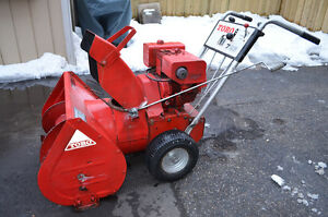 726 Toro Snowblower from the 80's Must Sell
