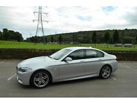 BMW 530D M SPORT AUTO, 2012 61 PLATE**Top Spec***