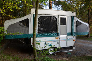 TENT TRAILER FOR SALE- GREAT CONDITION