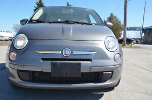 2012 Fiat 500 Pop Coupe (2 door)