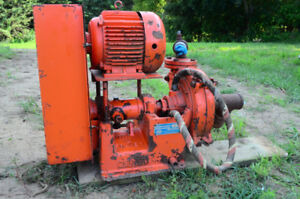 WATER PUMP, LARGE