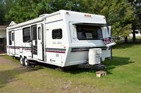 REDUCED  Golden Falcon Travel trailer