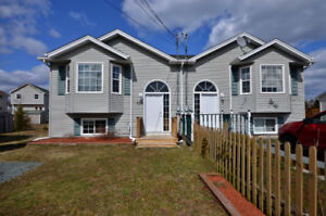 **OPEN HOUSE** Lovely, updated Semi in Eastern Passage!