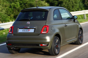 FIAT 500 POP FULL EQUIPE - LOCATION - RENTAL