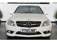 2010 MERCEDES C-CLASS C200 CDI BLUEEFFICIENCY SPORT SALOON DIESEL