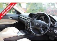 2011 11 MERCEDES-BENZ E CLASS E250 CDI BLUEEFFICIENCY AVANTGARDE 2.1 4D AUTO DI