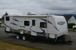 2012 Springdale Travel Trailer