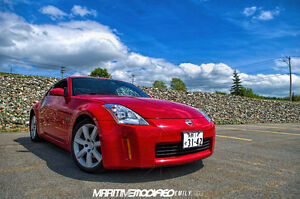 2005 Nissan 350Z Performance Coupe (2 door)