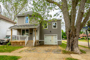 3+1 Bedroom House for Rent Just Steps from Lovely Chippewa Park