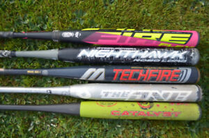 Composite Slowpitch Softball Bats