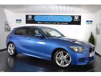 2012 BMW 1 SERIES 116D M SPORT HATCHBACK DIESEL