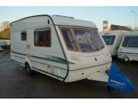 2003 - Abbey Vogue GTS 215 - 2 Berth - End Washroom - Touring Caravan