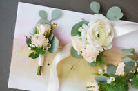 Experienced Floral Designer available for Wedding Flowers