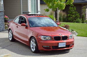 2009 BMW 1-Series 128i Coupe - MINT COND